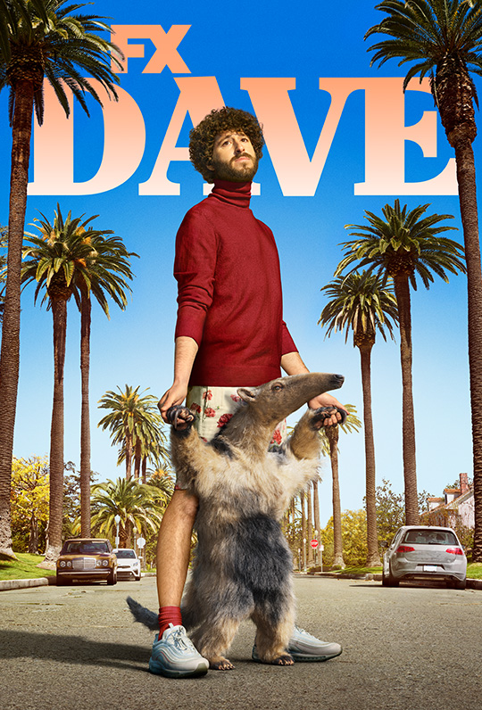 Dave S2 Poster