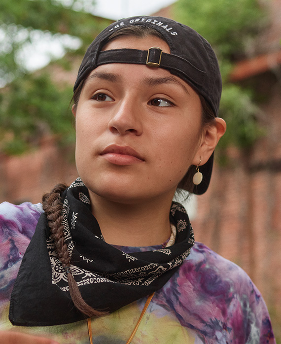 Paulina Alexis as Willie Jack