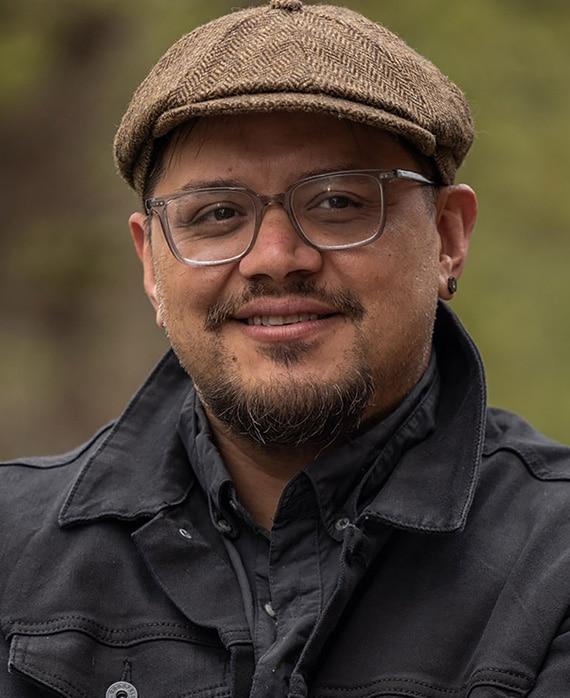 Sterlin Harjo - Co-Creator / Executive Producer / Showrunner / Writer / Director