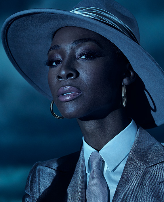 Angelica Ross as The Chemist