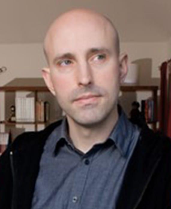Brian K. Vaughan - Executive Producer