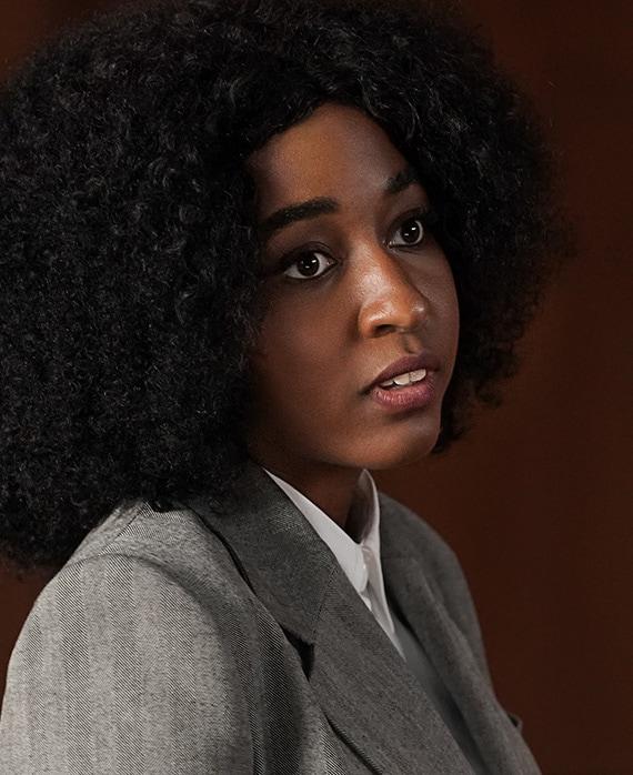 Ayo Edebiri as Eve Stone in