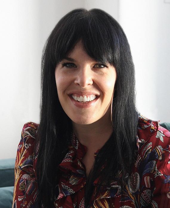 Alexis Martin Woodall - Executive Producer