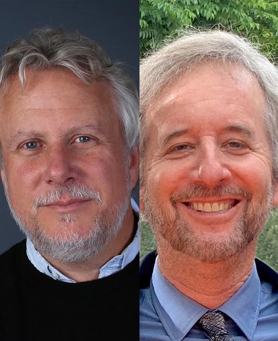 Larry Karaszewski and Scott Alexander - Executive Producers