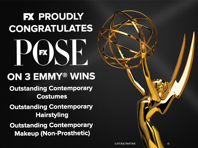 Pose Emmy wins