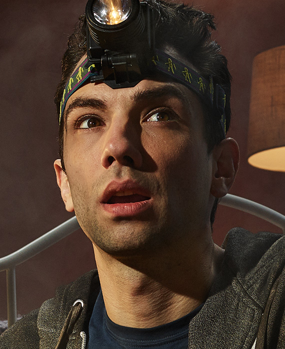 Jay Baruchel as Josh Greenberg