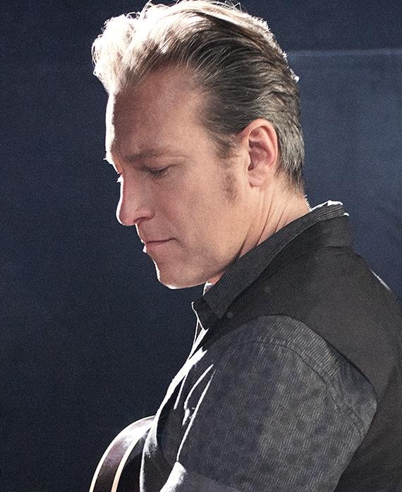 "John Corbett as ""Flash"""