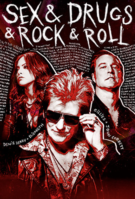 Sex Drugs Rock Roll Poster