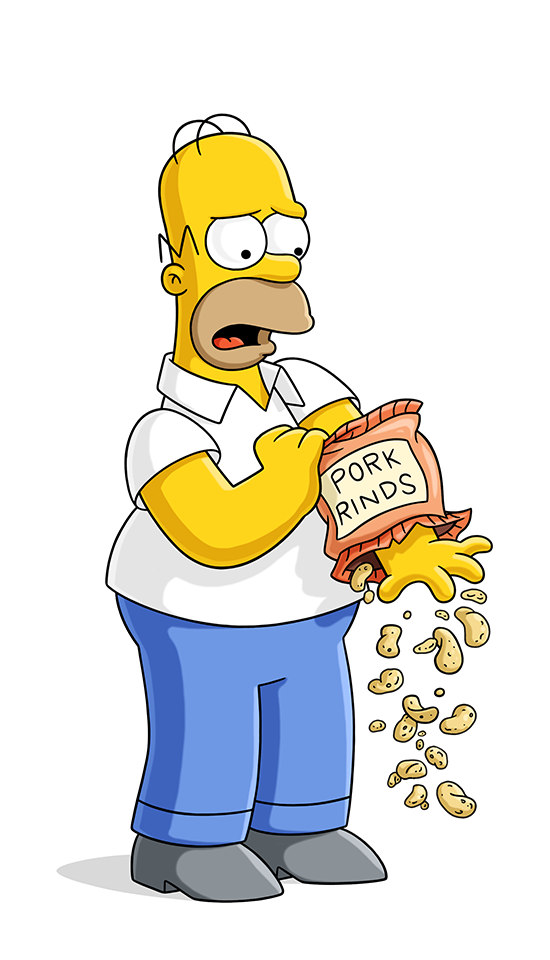 Image result for homer simpson