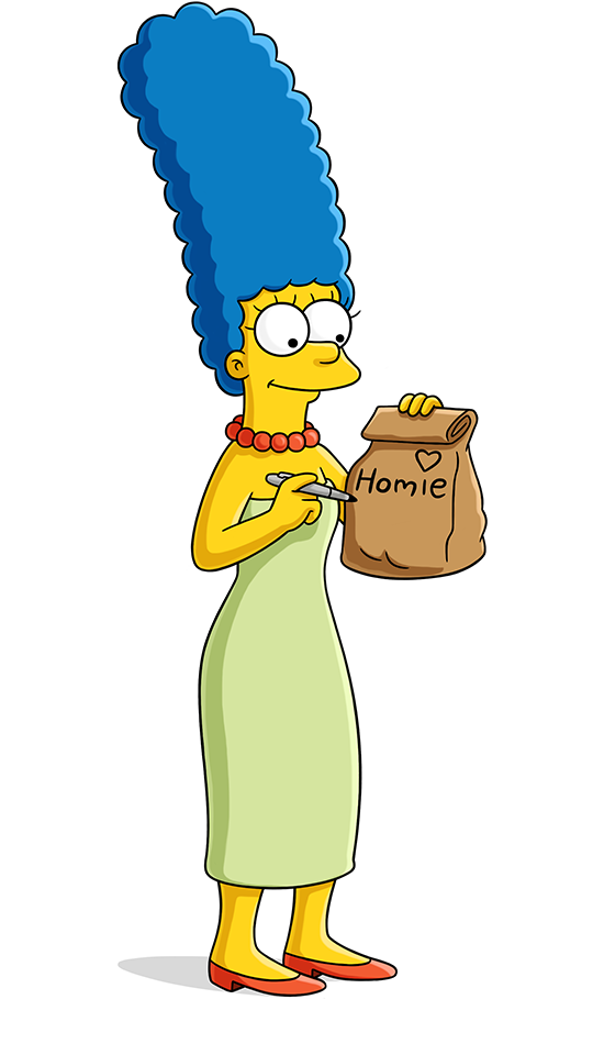 marge simpson simpsons world on fxx