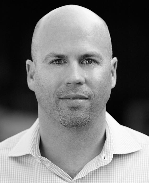 Justin Falvey - Executive Producer