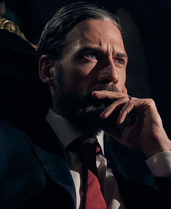 Adam Rayner as Bassam 'Barry' Al-Fayeed