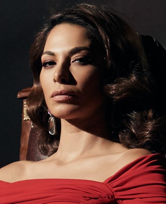 Moran Atias as Leila Al-Fayeed