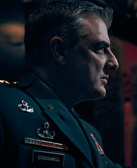 Chris Noth as William Cogswell